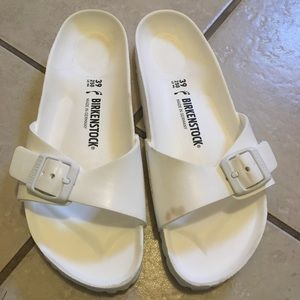 Birkenstock Madrid Eva sandals size 39 (8-8.5)