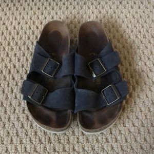 Birkenstock Arizona Navy🌵