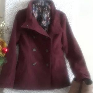 Warm Double breast Coat