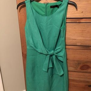 Cocktail Dress by The Limited in Lime Green