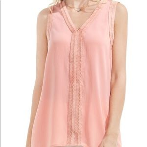 Vince Camuto High / Low Blouse Size Medium