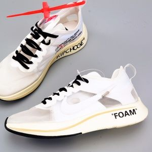 Off White x Nike Zoom Fly The Ten
