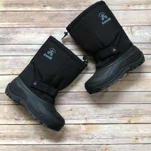 Boys Kamik Winter Boots size 6