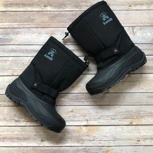 Boys Kamik Winter Boots size 6