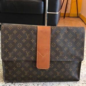 Vintage Louis Vuitton Portfolio Case