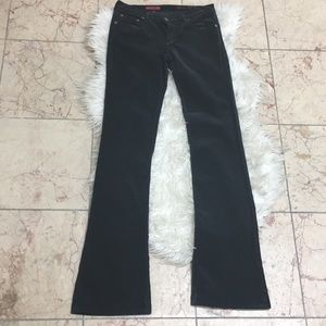 AG Adriano Goldschmied Angel Flare Corduroy Jeans