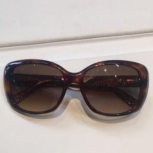 Jimmy Choo Kalia/s tortoise Havana  sunglasses
