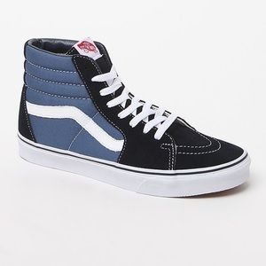 WOMENS HIGHTOP VANS