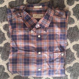 EUC Long Sleeve Orvis Button Down Shirt