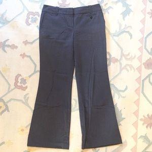 Ann Taylor Loft gray slacks