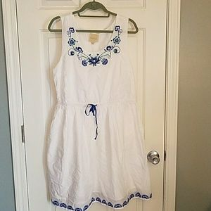 Modcloth dress - size L- new without tags