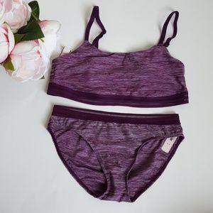 New! Victoria's Secret bralette and panty set -D3