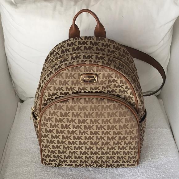 da0c858d6 Michael Kors Bags | Abbey Large Backpack | Poshmark