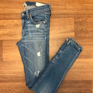 Rag and Bone Jeans Size 24