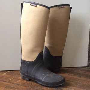 •HUNTER• utility rubber boots