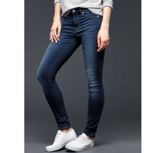 NWT GAP True Skinny Stretch Jeans