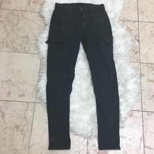 J Brand Cargo Skinny Jeans