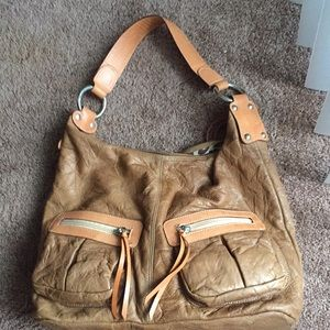 Nameless real soft leather purse. New