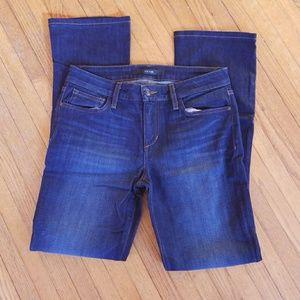Joe's Jeans Slim Fit Mini Boot Size 28