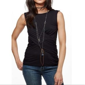 [Free People] Twist Front Tank Top