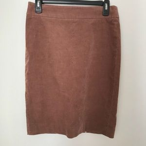 J. Crew women's cotton skirt 28746