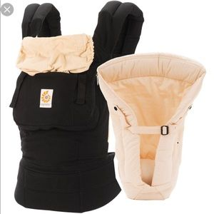Ergo Baby carrier & insert