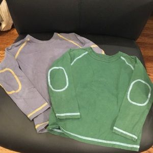 Mini Boden long sleeve T-shirts