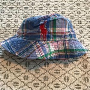Reversible Ralph Lauren Kids Hat