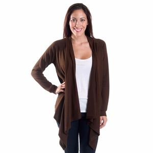 Sweaters - Claire waterfall sweater
