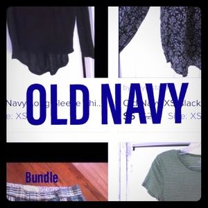 💫Bundle Listing for 4 Old Navy Clothing Items!