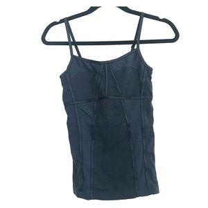 Lululemon top w/ built in bra / adjustable straps