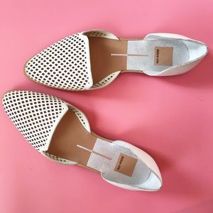 Dolce Vita Laynie D'Orsay Point Toe Flats