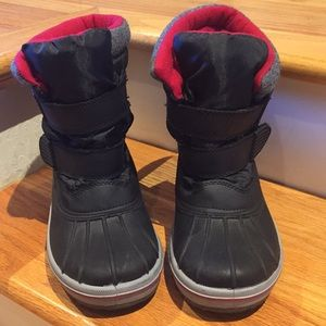 Boys Snow Boot