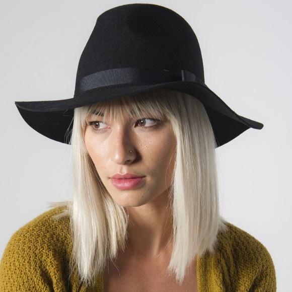 a1d6ccf0d2a Brixton Accessories - Floppy Felt Hat