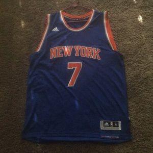 Knicks melo jersey