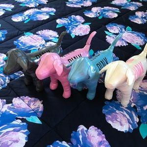 PINK Victoria's Secret Hologram Dogs