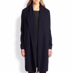 Vince Yak/Wool Long Car Coat