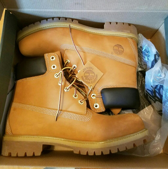 Men's timberland boots New in box NWT