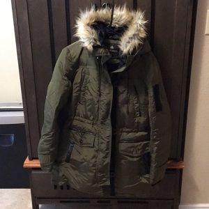 Rainforest winter coat