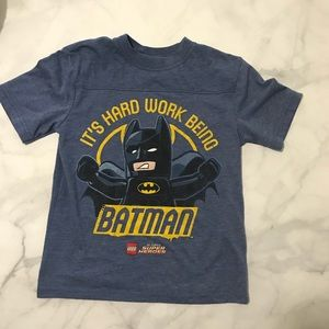 Boys Batman Shirt