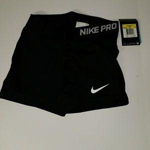 Women Nike pro Workout gear