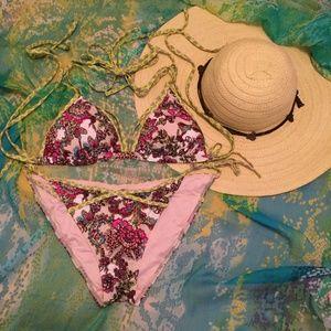 VS Floral Bikini
