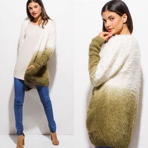 Sweaters - Arrives 12/18! Super Soft Olive Ombré Sweater