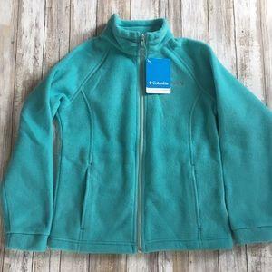 🎄🎁[Columbia] Kids zip up fleece