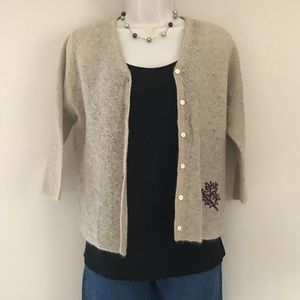 Abercrombie & Fitch Mohair Sweater