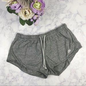 Nike | Gray Athletic Shorts