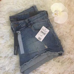 nwt // sts blue denim shorts