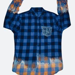 Black Sheep Plaid Shirt