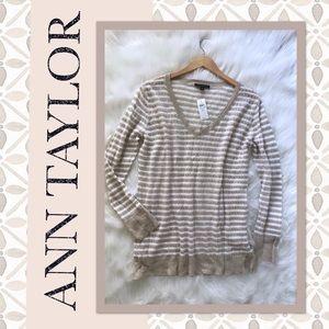 New Ann Taylor Lightweight Sweater XL