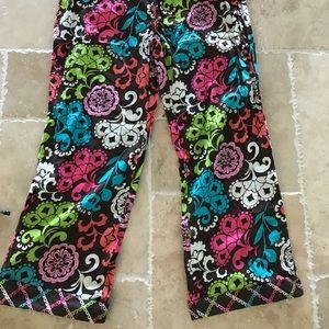 Vera Bradley Pajama Set